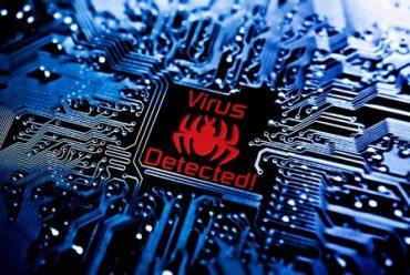 Máy chủ đang bị nhiễm virus ?
